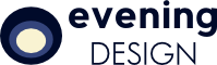 Evening Design Website Logo